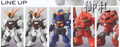 Gundam Converge Figure Collection Vol.3 - RX-178: Gundam MX-II Titans