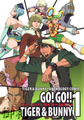 Go! Go!! Tiger & Bunny Book Vol.1