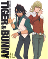 Tiger & Bunny Official Hero Book Vol.2
