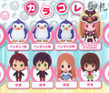 Mawaru Penguindrum Karakore Trading Figure Collection - Penguin #1