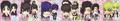 Hakuouki Character Swing Collection - Saitou Hajime