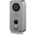 DoorBird IP Video Door Station D101S, Polycarbonate (Strato-Silver)