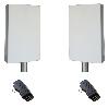 Tycon Wireless, EZ-Bridge LT2+, 802.11gn,100Mb, 3 miles, Part# EZBR-0214+