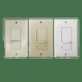Speco WAT100D,100W Decora Style 70/25V Slider Volume Control with 3 color option