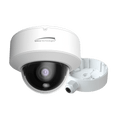 Speco VLD5, 2MP HD-TVI Dome Camera, IR, 2.8mm Fixed Lens, w/ Junction Box, White