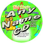 CUSTOM NAME - Friendly Songs Collection Personalized Childrens Music CD