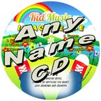 CUSTOM NAME - Imagine Me Personalized Childrens Music CD
