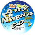 CUSTOM NAME - Melodies About Me Personalized Childrens Music CD