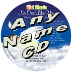 CUSTOM NAME - No One Like You Personalized Childrens Christian Lullaby Music CD