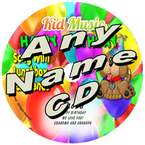 CUSTOM NAME - Personalized Happy Birthday Song Personalized Childrens Music CD
