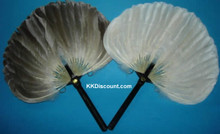 12 Inch Feather Fans