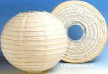 White Chinese Paper Lanterns