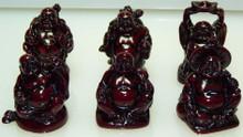 Small Happy Buddha Figurines