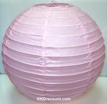 Pink Chinese Paper Lantern
