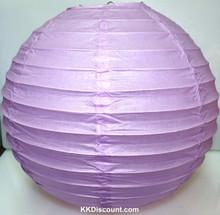 Purple Chinese Paper Lantern
