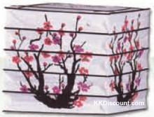 Square Flower Blossom Paper Lantern