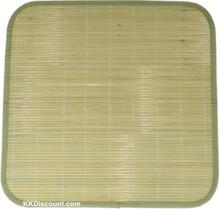 Bamboo Chair Mat Pad