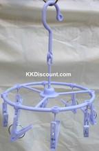 Maru Chan Clothespins Hanger Rack