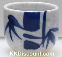 Bamboo Design Sake Cup