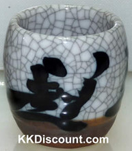 Shattered Design Sake Cup
