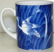Crane Design Mug