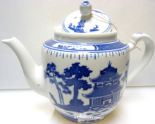 Landscape Tea Pot
