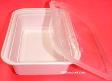 24oz Rectangle Take Out Container