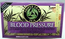 Triple Leaf Blood Pressure Tea