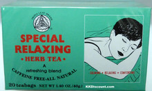 Triple Leaf Special Relaxing Herb Tea