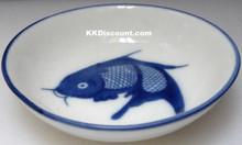 Blue Carp Fish Sauce Dish