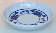 3oz Lotus Design Melamine Sauce Dish