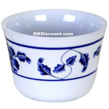 Lotus Design Melamine Tea Cup
