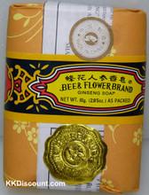 Bee & Flower Ginseng Bath Soap