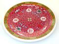 Longevity Melamine Plastic Round 16 inch Plate