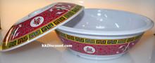 Longevity Melamine Plastic 80oz Serving Bowl