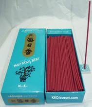 Morning Star Jasmine Incense box