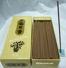 Morning Star Wanilla Incense box