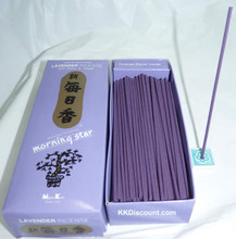 Morning Star Lavender Incense box