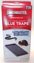 Catchmaster Large Rat & Snake Glue Traps