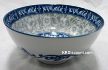 Floral Design 6 Inch Bowl