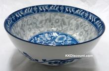 Floral Design 7 Inch Bowl