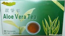 Aloe Vera Tea Box