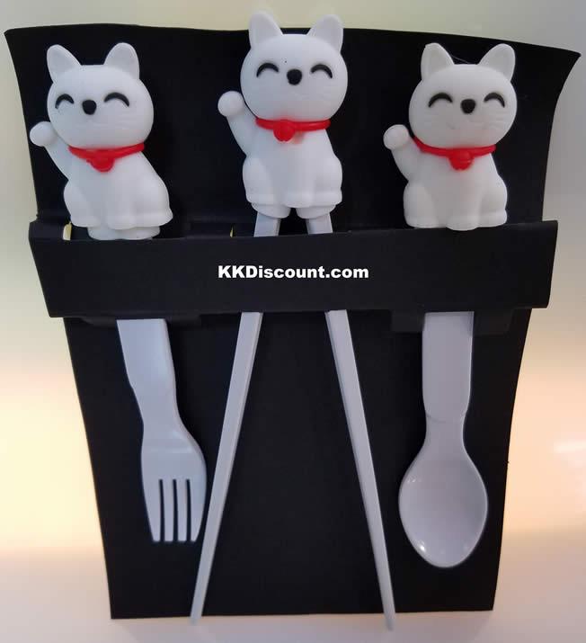 Maneki Neko Japanese Lucky Cat Stationary Set Back to school Stocking filler