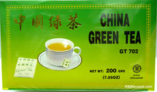 China Green Tea Large Box: 100 tea bags