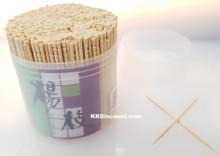 800 Round Bamboo Toothpicks