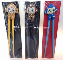 Monkey Practice Training Chopsticks