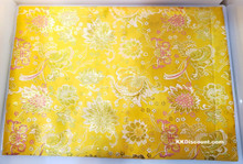 Yellow Burial Blanket