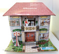 Joss Family Home Paper House Set