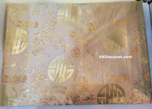 Gold Burial Blanket
