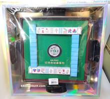 Deluxe Electric Mahjong Table Chair Tiles Joss Set